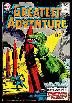 1963 DC My Greatest Adventure #79 VG/FN Doom Patrol