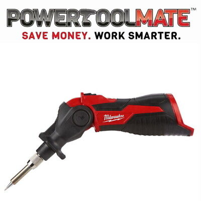Milwaukee M12SI-0 M12 SI-0 Cordless Soldering Iron 12V Bare Unit