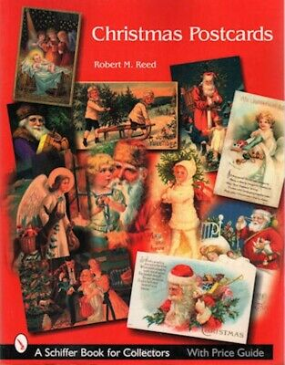 Christmas Postcards with Price Guide