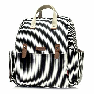 1ab631d3c7240 DIAPER BAG BACKPACK Convertible Baby Bag by Babyboo 16 w Changing ...