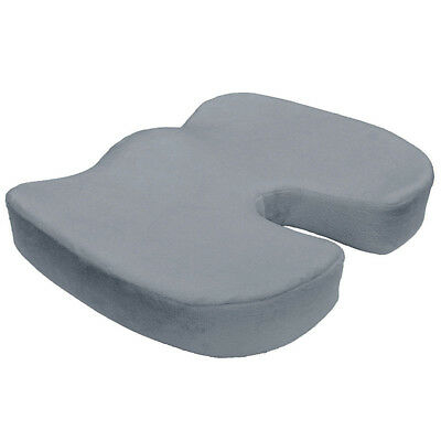 Memory Foam Coccyx Orthoped Car Seat Office Cushion Lumbar Pain Relief Pillow HE