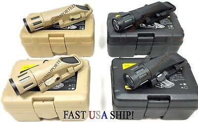 Tactical WML Weapon Mounted Light High 400 / 800 lumen LED output *Strobe*