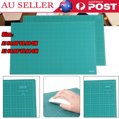 A1 A2 5-ply PVC Self Healing Cutting Mat Craft Quilting Grid Lines Printed Board