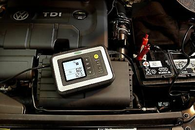 12A All Battery Types Charger 7 Stage Charge 4 Diagnostic Tests Repair Functions