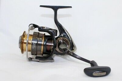 Daiwa Infinity Q 2500 Custom Japan Spinnrolle Made in Japan Frontbremsrolle