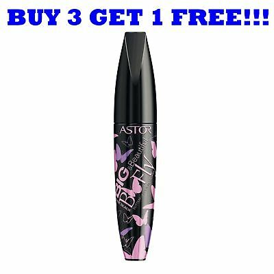 Astor Big and Beautiful Butterfly Mascara 12ml Extreme Black 910