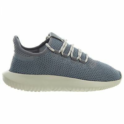 Adidas Tubular Shadow Big Kids BB6749 Grey Chalk White Athletic Shoes Size 4.5
