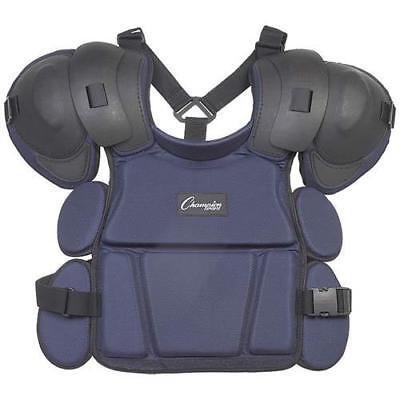 Champion Sports Professional 17 Inch Umpire's Chest Protector