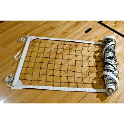 """Tandem Sport 39"""" Competition Volleyball Net Cable-Cable Only"""