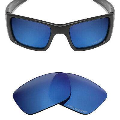 Mryok+ Anti-SaltWater Corrosion Lens for-Oakley Fuel Cell Pacific Blue Polarized