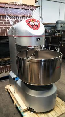 New Lp Group Vis-R 120 120Kg 265Lb Industrial Spiral Dough Food Mixer Fixed Bowl