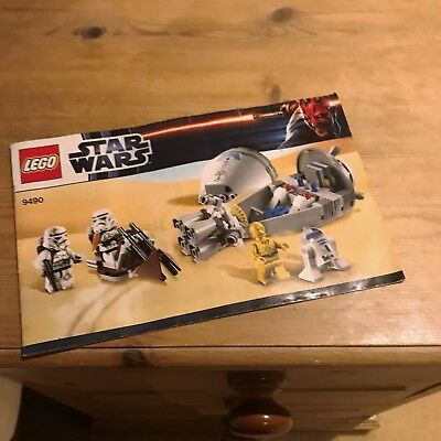 Lego Instructions Only 6450 099 Picclick Uk