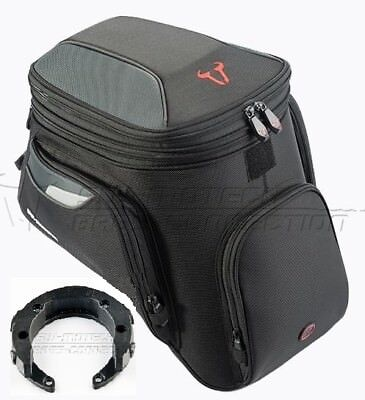 BMW F700 GS SINCE BUILT 12 Quick-Lock Evo SW-MOTECH Motorcycle Tank Bag Set NEW