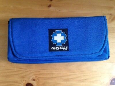 Conterra First Aid Bag Organizer Medical Pack , Empty Missing Insert Read