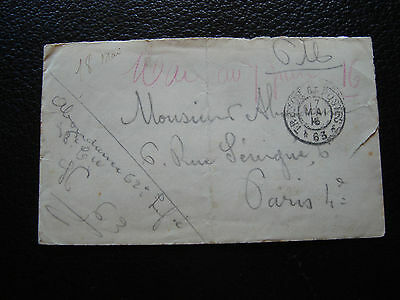 FRANCE - letter 1916 (cy84) french