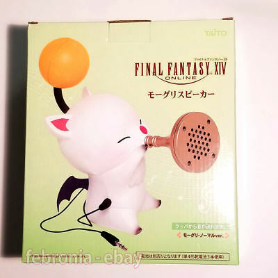 Final Fantasy XIV FF14 Moogle Speaker SHIPS FAST FROM USA Normal Ver. TAITO NEW