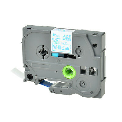 """1PK TZFA3 TZe-FA3 Fabric Label Tape for Brother P-Touch PT-H105 H100 D210 1/2"""""""