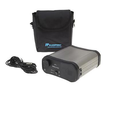 Flashpoint Rechargeable Battery Pack For Flashpoint M Series Monolights #964315