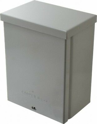 "New RSC060804 US Made Junction Box Enclosure, 8""Hx6""Wx4""D Free US Shipping"