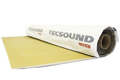 -Tecsound 50 acoustic membrane - Soundproofing Walls, floors and ceilings