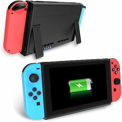Switch Battery Charger Case, Antank Portable Switch Backup Battery Pack 6500mAh