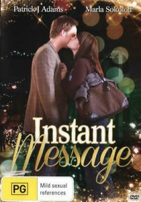 Instant Message DVD [New/Sealed] Christmas Movie Xmas