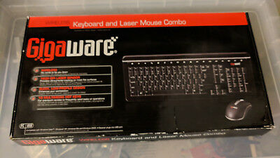 DRIVER: GIGAWARE WIRELESS KEYBOARD