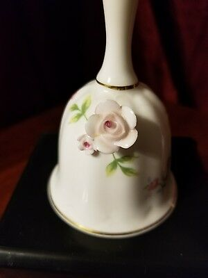 Towle Bone China Bell