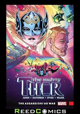 MIGHTY THOR VOLUME 3 ASGARD SHIAR WAR GRAPHIC NOVEL Collects (2015) #13-19