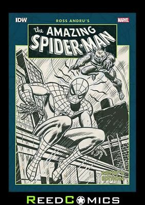 ROSS ANDRU AMAZING SPIDER-MAN ARTIST EDITION HARDCOVER New Sealed Hardback