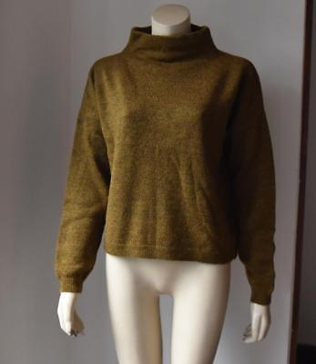 NEW LOOK STAND NECK JUMPER CROP TOP size M new with tag  51 8d5904685863