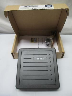 HID ProxPro Access Control Wall Switch Reader 5355AGK00 No Keypad