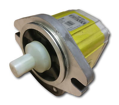 hydraulic gear motor 9ccm Vivoil Ø82.5 SAE A flange european straight shaft 15mm