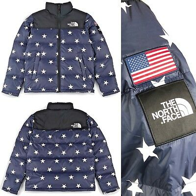 59a19d37527c The North Face IC Nuptse Jacket US Stars 2018 International Collection Large