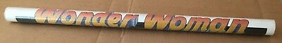 UNOPENED vintage 1977 Wonder Woman ( DC Comics ) Thought Factory poster