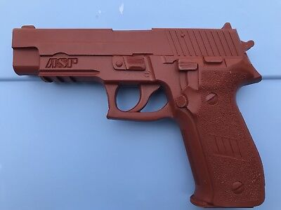 ASP Sig Sauer 220/226 Red Training Gun #7303, Practically New No Dents/No Dings