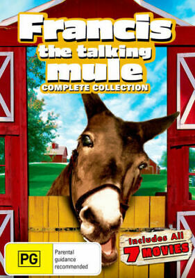 Francis the Talking Mule - Complete Movie Collection DVD [New/Sealed]