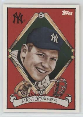 2008 Topps Trading Card History #TCH7 Mickey Mantle New York Yankees Baseball