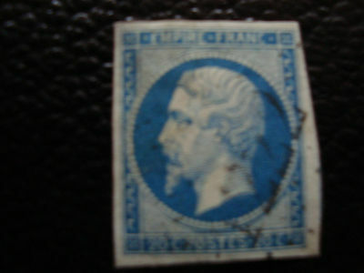 FRANCE - stamp yvert and tellier n° 14B obl (A15) stamp french (H)