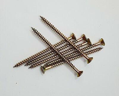 Chipboard Wood Screws 4mm 5mm Various Lengths Pozi Countersunk Z & Y