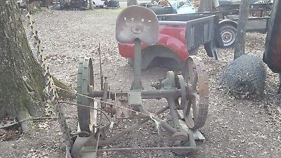 Antique McCormick Deering No.6 sickle mower