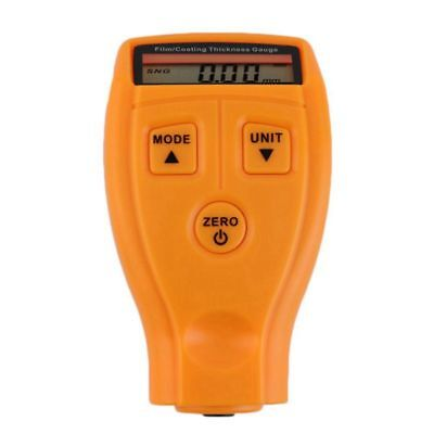 GM200 LCD Digital Car Paint Coating Thickness Probe Tester Gauge Meter Measur DA