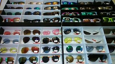 Hawaiian Tropic Premium SunGlass Wholesale Lot- 50 Pieces