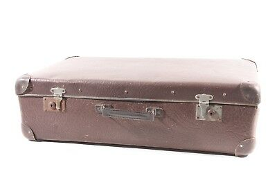 Beautiful Old Suitcase Travel Cases 60er 70er Iconic Design