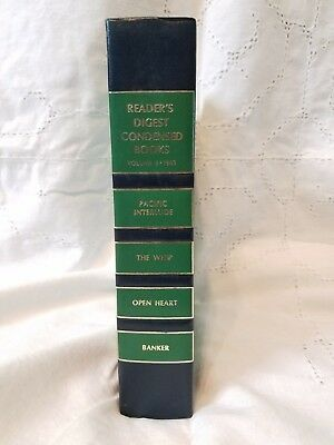 Vintage Readers Digest Condensed Book - Volume 2, 1983