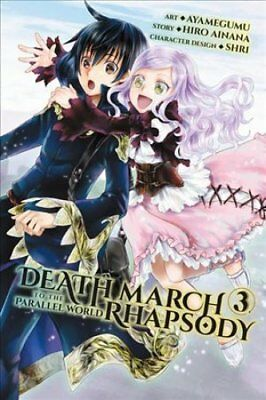 Death March to the Parallel World Rhapsody, Vol. 3 (manga) 9780316439626