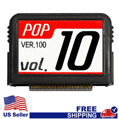 """MAGIC SING Chip """"POP v.10""""  - POP Contemporary Country Song Chip w/ SONG LIST"""