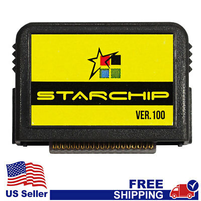 "MAGIC SING Chip ""Tagalog STAR""  Tagalog & English Song Chip w/ SONG LIST"