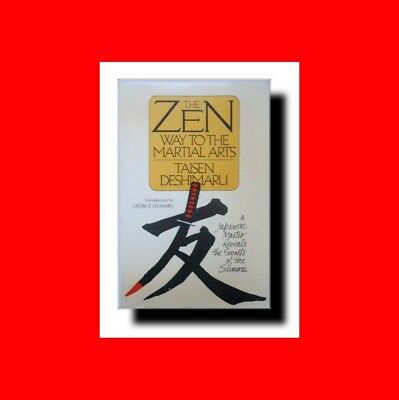 ☆Martial Arts Book-The Zen Way:a Japanese Master Reveals Samurai Secrets%Wisdom☆