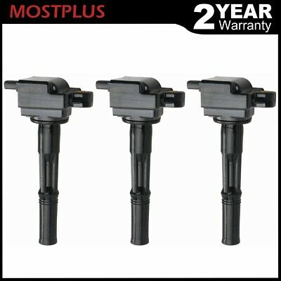 3 PCS Ignition Coils for 1995-2004 Toyota 3.4L V6 UF156 C1041 90919-02212